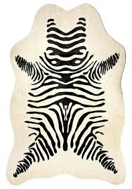 zebra hide rug faux zebra hide rug zebra cowhide rug uk