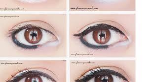 doll eyes makeup tutorial