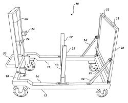patent us7810799 collapsible engine test stand google patents Engine Run Stand Wiring Diagram Engine Run Stand Wiring Diagram #84 wiring diagram for engine run stand