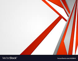 red abstract background vector. In Red Abstract Background Vector