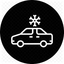 car air conditioning icon. air, conditioning, car, ac, flake, ice, snow icon car air conditioning