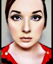 1960 s mod makeup
