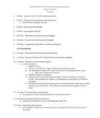 4/19/2014 Board Meeting Agenda | Hillsboro Food Co-Op