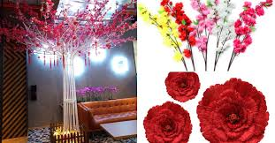 Chinese party supplies lot lanterns straws w umbrellas wood chopsticks. 9 Cny Decoration Stores In Singapore To Give Your Home Extra Huat
