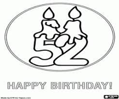 Kleurplaten Verjaardag Kaarten Gelukkige Verjaardag Kleurplaat 4