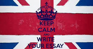 keep calm and write your essay poster cyrielle keep calm o matic