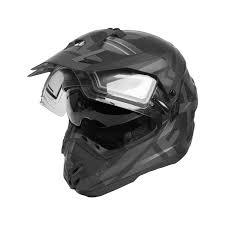 Fxr Torque X Evo Sun Shade Snow Helmet Electric Shield