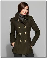 best women s wool pea coat