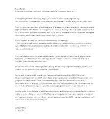 Programmer Analyst Cover Letter Sample Programmer Analyst Cover