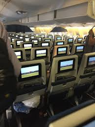 Review Of Klm Flight From Atlanta To Amsterdam In Economy