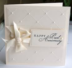 30th Anniversary Decorations 30th Wedding Anniversary Decorations Causeway Crafts Pearl