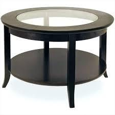 ikea round coffee table white