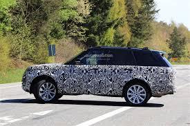2018 land rover range rover interior. Contemporary Land 2018 Range Rover Facelift Throughout Land Rover Range Interior