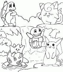 Immagini Pokemon Da Colorare E Stampare