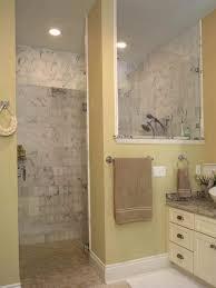bathroom stunning open concept shower ideas house bridal triton