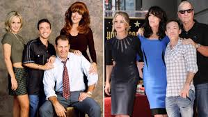 married with children cast.  Married U0027Married With Childrenu0027 Stars Reunite For Katey Sagalu0027s Walk Of Fame  Honor In Married Children Cast A