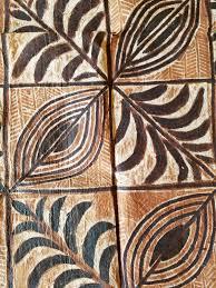 Samoan Siapo Designs Samoan Tapa Cloth Antiques Board