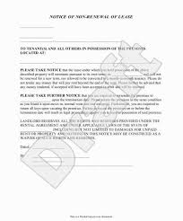 Lease Renewal Letter To Tenant Template Legal Rental Agreement Template Also Fresh 36 Lease Renewal Letter