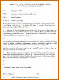 Employee Write Up Policy 1 2 Employee Write Up Examples Imageresume
