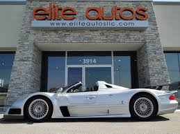 Factory stock bayside blue color upgraded oil cooler upgraded, larger intercooler exhaust silencer included nismo 320km/h gauge cluster impul cpu. Photo Of The Day The Only Mercedes Benz Clk Gtr Roadster In The Us Gtspirit