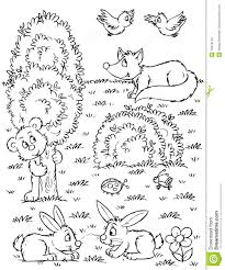 Forest Animal Coloring Pages Bestofcoloringcom Rainforest Animals