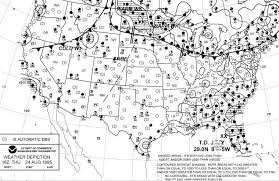 How To Read Weather Charts Aviation 5 6