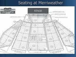 Merriweather Seating Chart Google Search In 2019 Seating