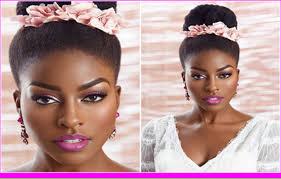 Inspiration Coiffure De Mariage Pour Femmes Noires Et