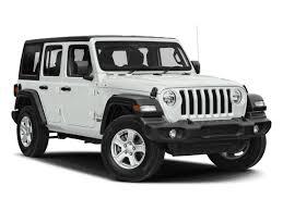 new 2018 jeep wrangler 4 door sahara