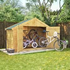 overlap apex bike the gardening