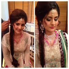 mehndi walima makeup indian stani wedding bridal makeup
