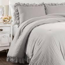 lush decor reyna comforter light gray 3