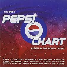 Various Artists Best Pepsi Chart Album Ever Amazon Com Music