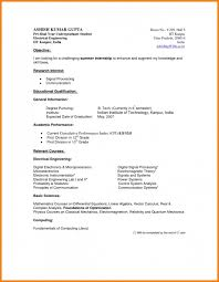 Undergraduate Student Resume Sample Ozil Almanoof Co Filipino ...
