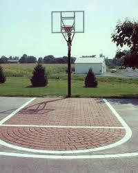 tennis court paving basketball court paving