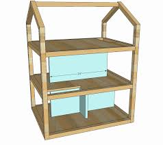wooden doll house plans for barbie new barbie doll house plans lovely wooden dollhouse plans free