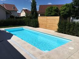 Garten mit Pool – Gartengestaltung Schlegel