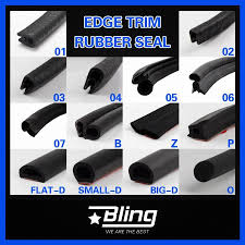 8m p shape car truck motor door rubber seal strip wheatherstrip sealing hollow universal rubber door