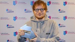 Bbc Record Charts Ed Sheeran Takes Top Two Chart Positions Bbc News