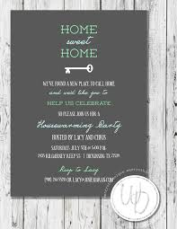 Housewarming Party Invitation, We've Moved Invitation, Home Sweet Home  Invitation, Grey Modern Invitation, Custom Housewarming Invitation