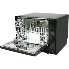 6 place setting portable dishwasher countertop installation