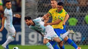 البرازيل تبحث عن الثأر أمام الأرجنتين تحت أنظار 12 ألف متفرج