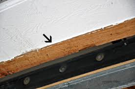 rodent block garage door bottom seal with xtruder