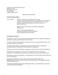 Remarkable Law School Application Resume Sample With Student