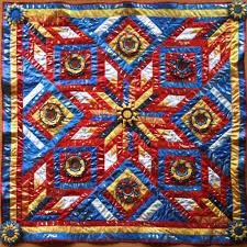 ShowThrow Heirloom Ribbon Quilts by Lani B. Ohly & ribbon quilt, ribbon quilt, ribbon quilt, ribbon quilt Adamdwight.com