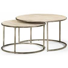 stacking coffee tables. Interesting Tables Hammary Modern Basics Round Cocktail Table  Item Number 190911 Inside Stacking Coffee Tables T