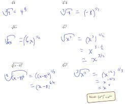 solve rational exponents 5