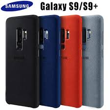 samsung s9 case original official luxury full protection suede leather cover samsung galaxy s9 plus case coque galaxy s9 case malaysia
