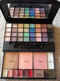 elf studio makeup clutch palette review part 1