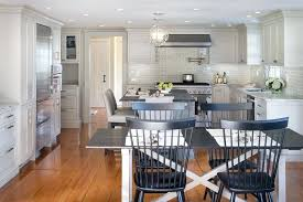 Large Eat In Kitchen Design Ideas